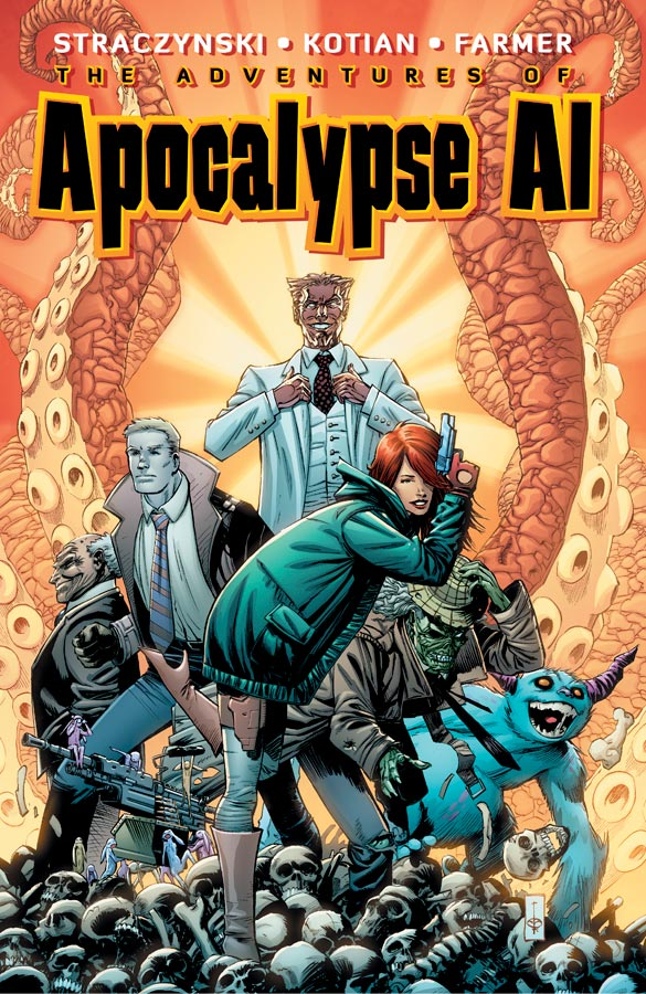 Solve the Case & Prevent the End of the World: All in a Day's Work for Apocalypse Al