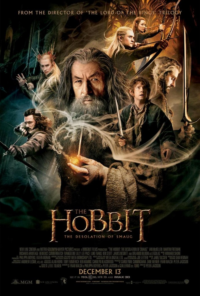 Pastrami Flick Review: The Hobbit-The Desolation of Smaug