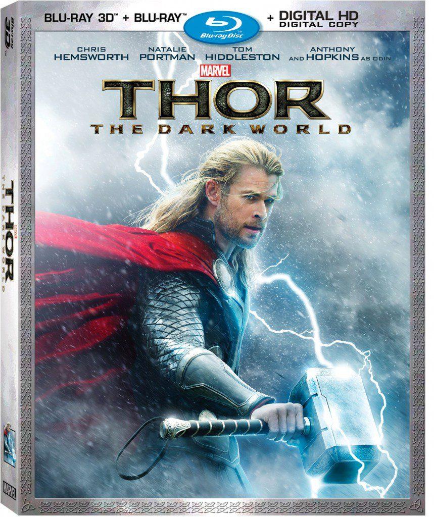 Thor: The Dark World Hits Digital 3D and Digital HD February 4th & on Blu-Ray, DVD and On Demand February 25th