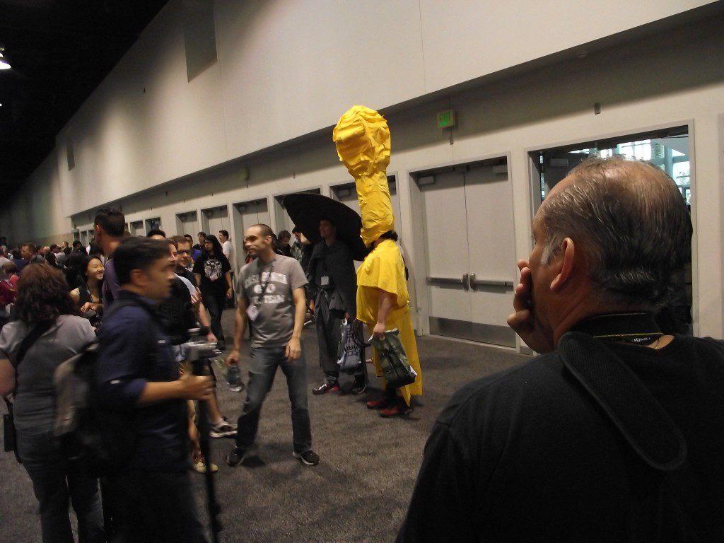 The Amazement of WonderCon 2014