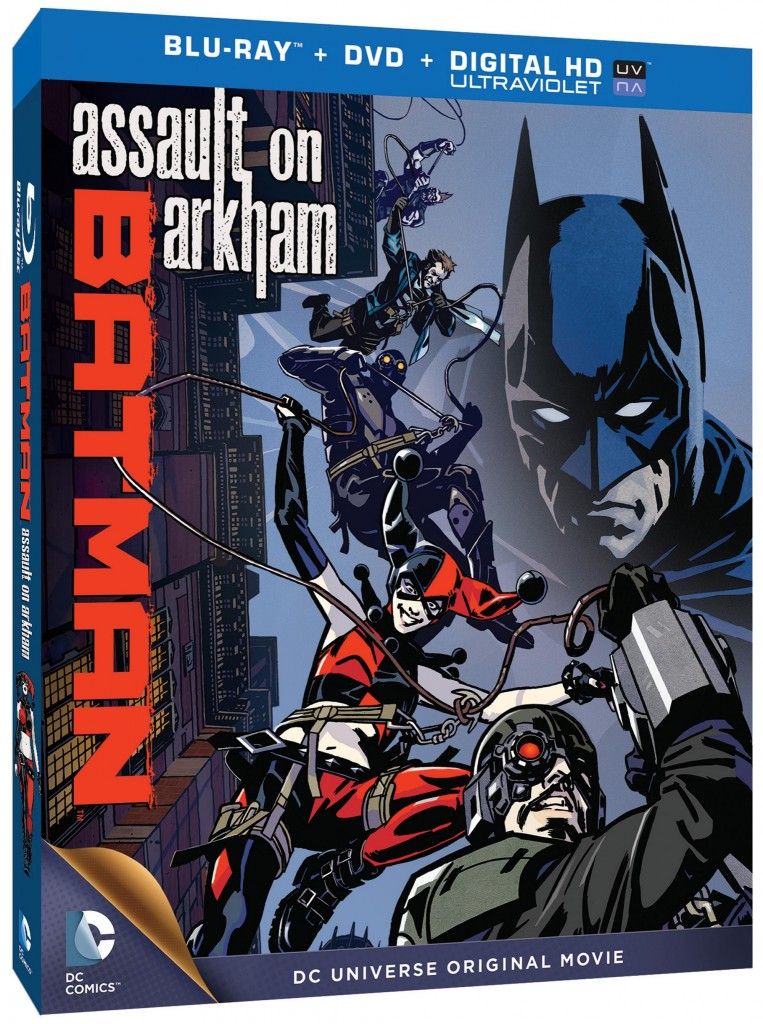 Get Ready to Root for the Bad Guys In Batman: Assault on Arkham