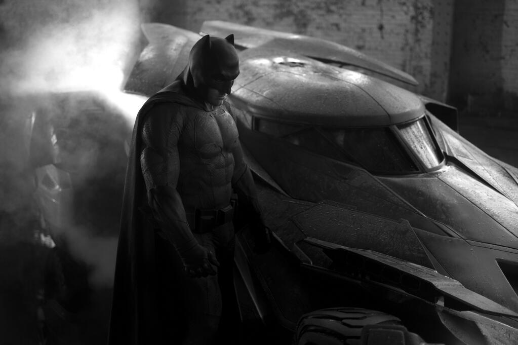 The Batmobile and Batman Revealed: What Do You Think?