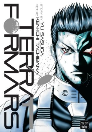 Off-World Terror Takes A Deadly New Form in a Gripping Sci-Fi Action Series From VIZ Media's Signature Imprint