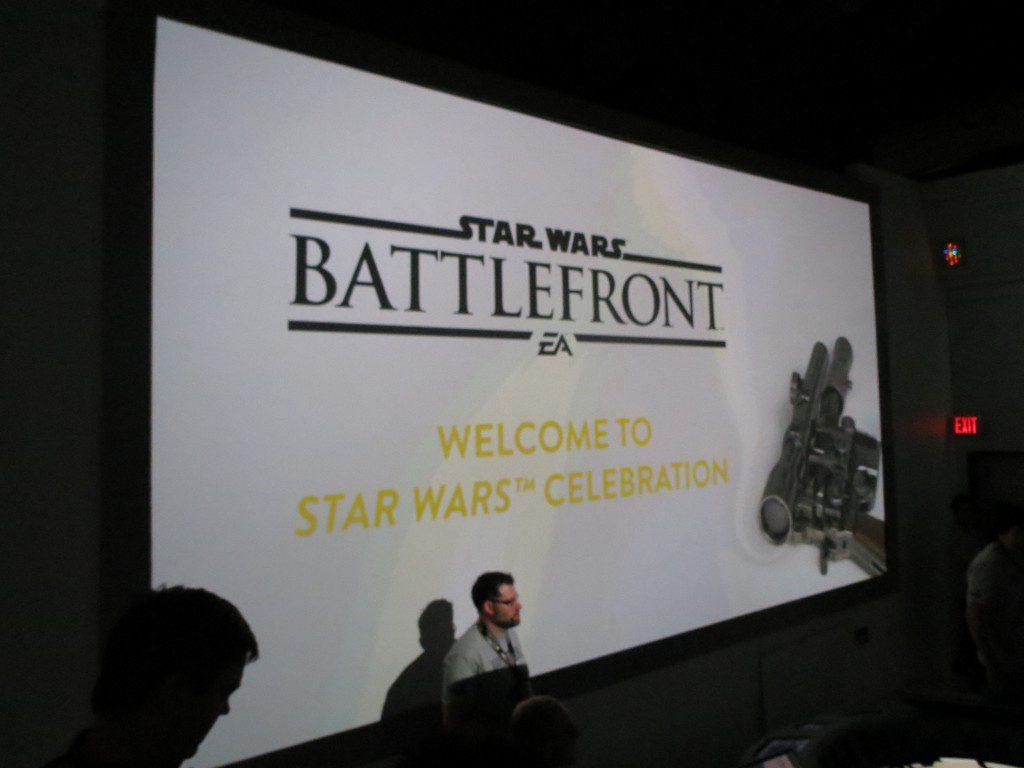 Star Wars Battlefront At Star Wars Celebration 2015!