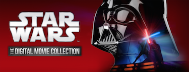 Star Wars: The Digital Movie Collection Comes to Digital HD April 10th