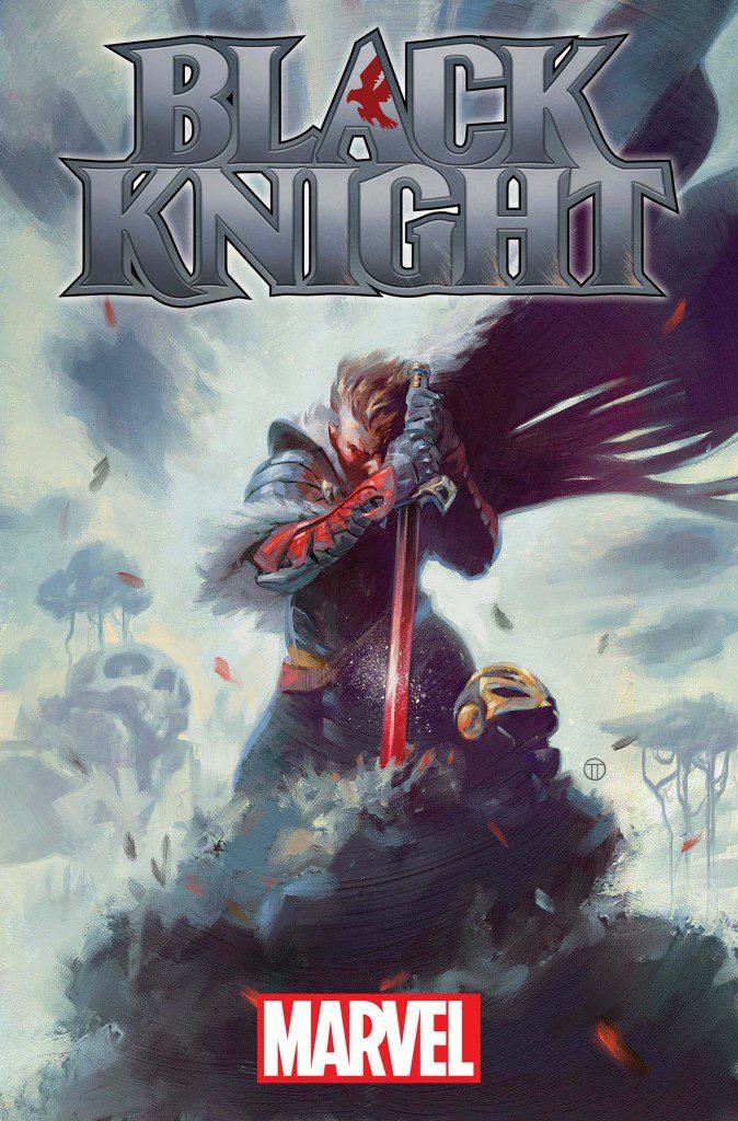 A Legendary Avenger Returns in Marvel Comic's BLACK KNIGHT #1