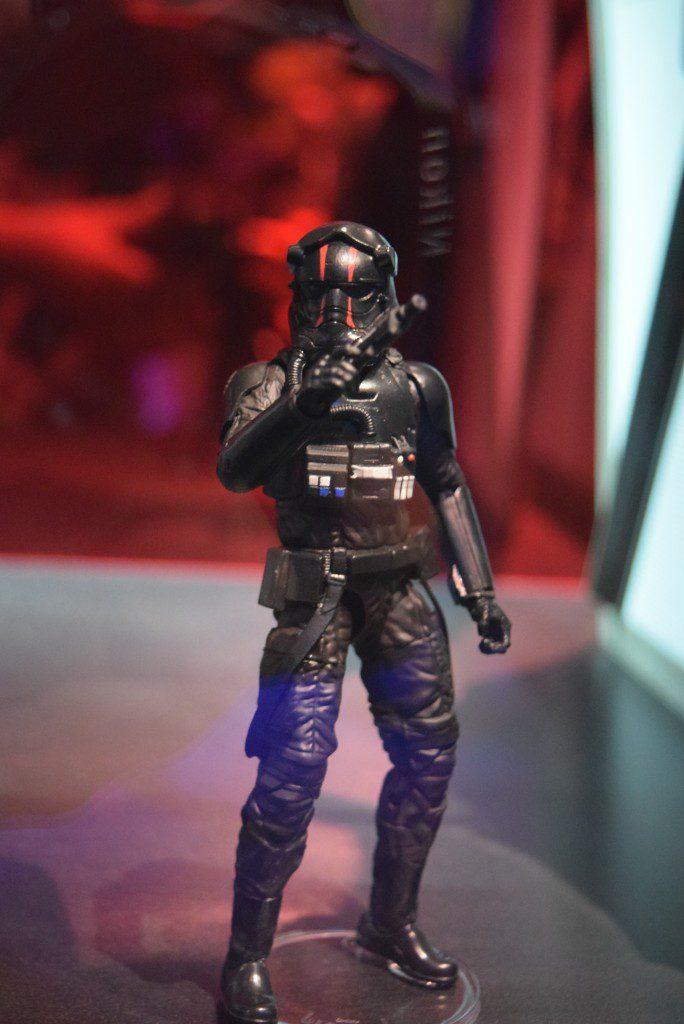 SDCC 2015: Hasbro- Star Wars Black Series