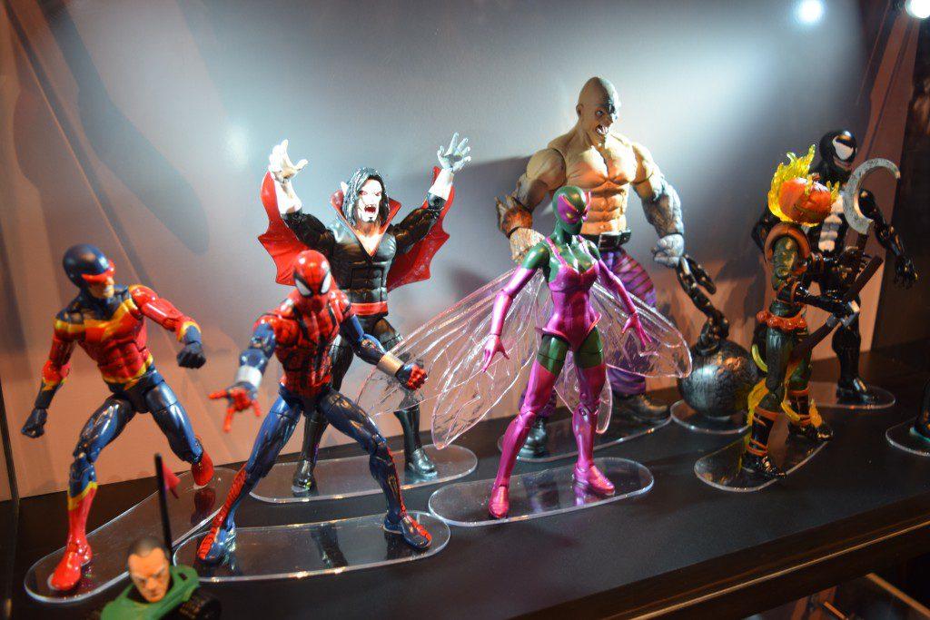 SDCC 2015- Hasbro: Marvel Legends