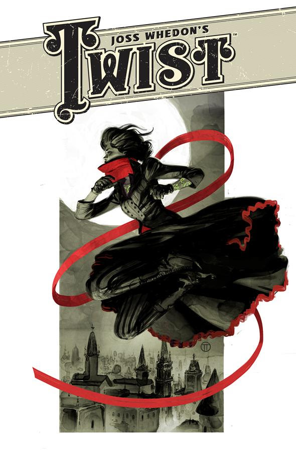 SDCC 2015: Dark Horse Announces New Joss Whedon Series & More at Comic-Con
