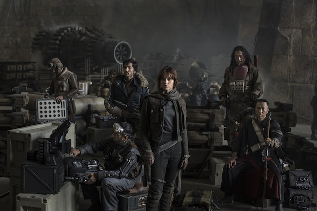 D23 Expo 2015: Disney Showcases Live Action Slate, Including Star Wars Rouge One, The Force Awakens, Doctor Strange, Captain America: Civil War and More