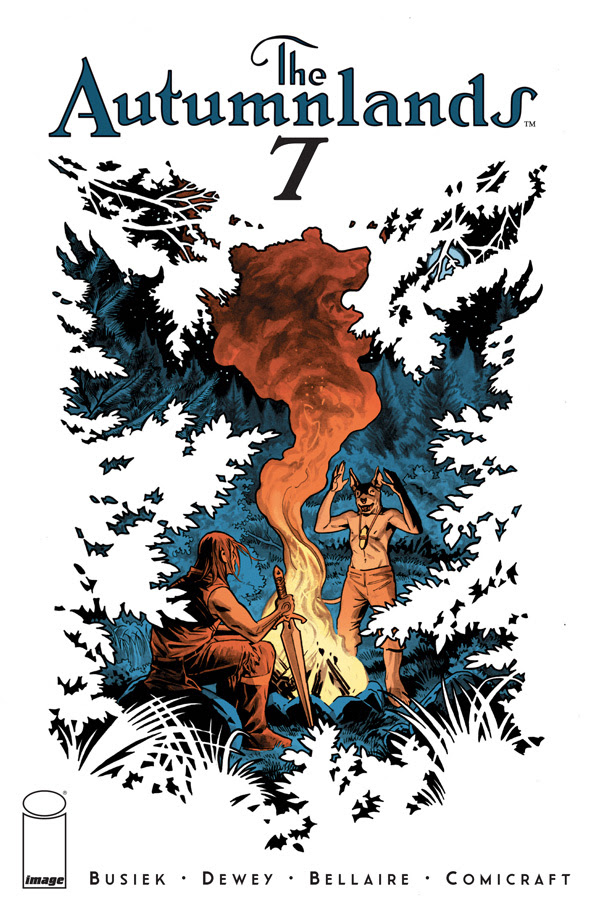 The Autumnlands Sets Out on a New Story Arc