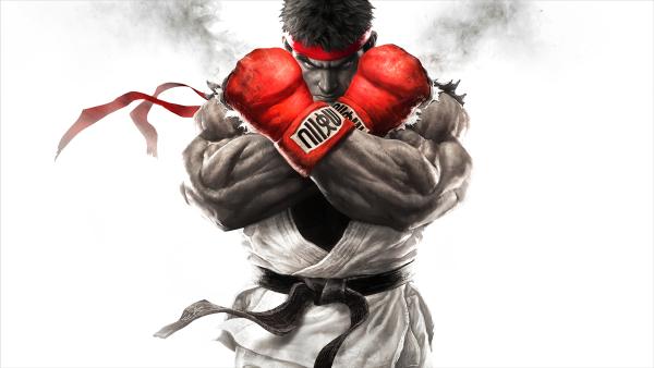 SFV-Keyart Street Fighter V