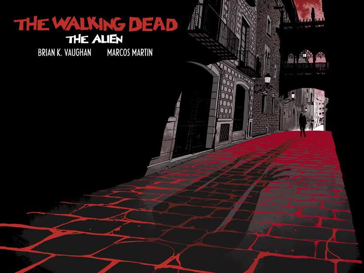 The Walking Dead: The Alien Review