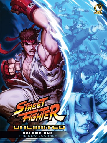 Shoryuken! UDON's Street Fighter Unlimited to be Collected in Hardcover Volumes