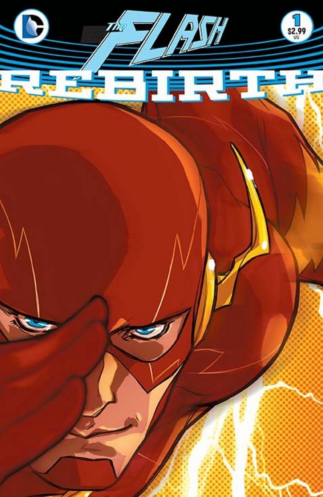 The Flash Rebirth #1 Review: In a Flash