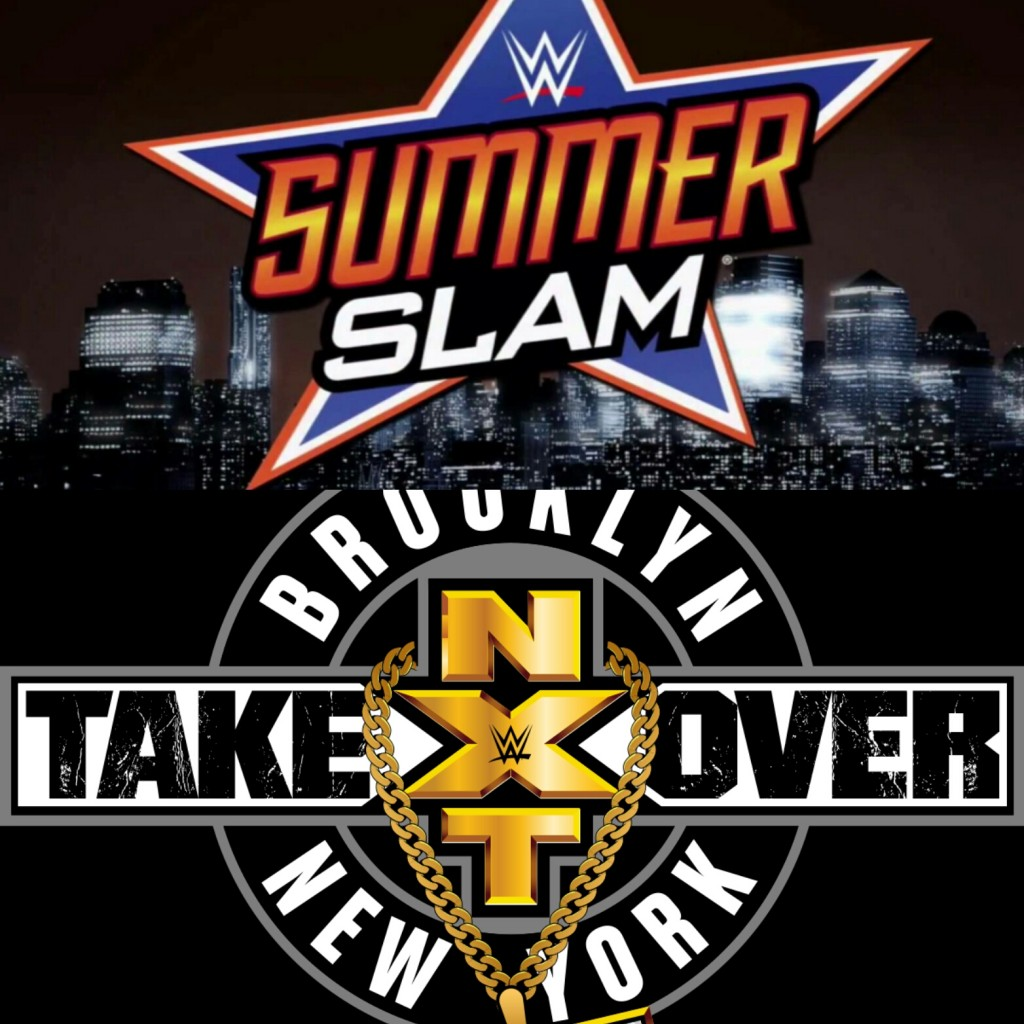 WWE Summer Slam or NXT Takeover Brooklyn 2: Which Wins the Weekend?