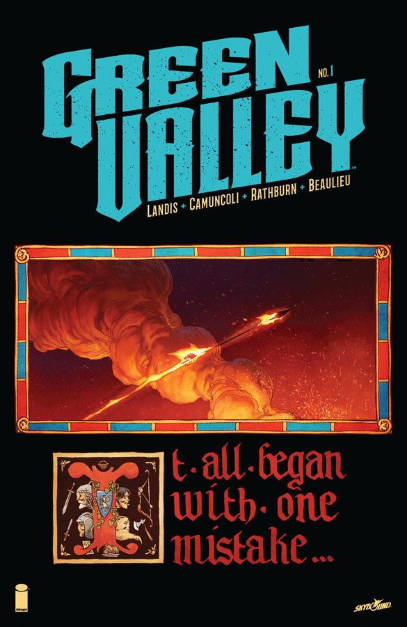 Green Valley #1 Review- Prepare to be Knighted