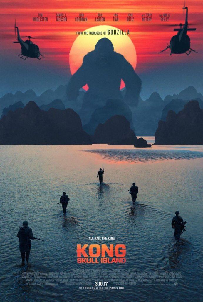 Kong: Skull Island Review: Return of the King