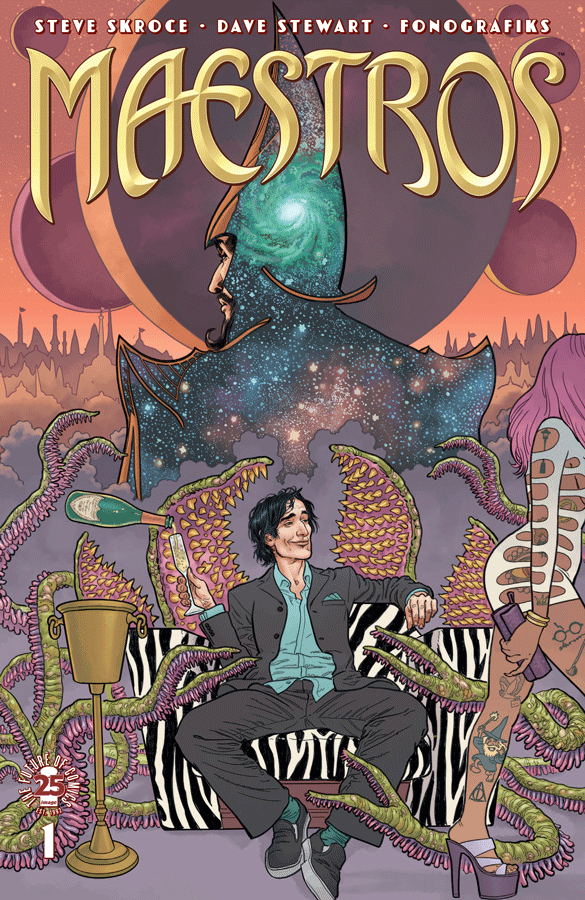 Maestros #1 Review: Originality at it's Finest
