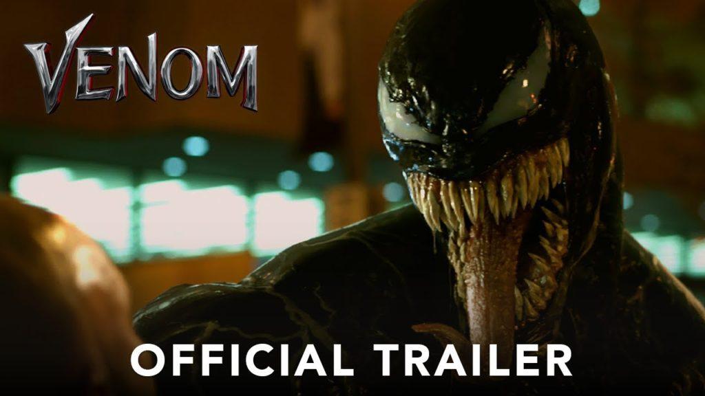 The Venom Trailer is Here: We Are Venom!