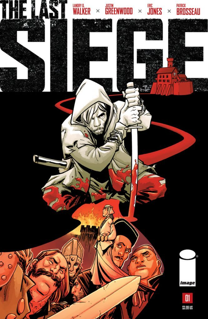 The Last Siege #1 Review: Live by the Sword