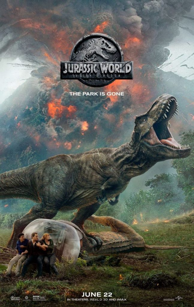 Jurassic World: Fallen Kingdom Review- Rise of the Dinosaurs