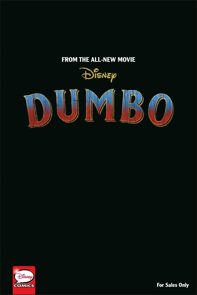 """Dark Horse and Disney Expand on the Magic of """"Dumbo"""""""