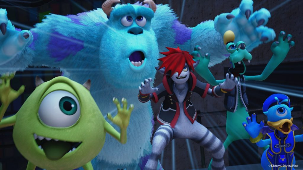 Video Game Review: Kingdom Hearts 3