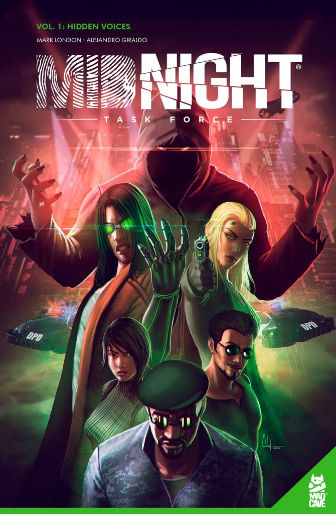 Midnight Task Force Vol. 1 Review