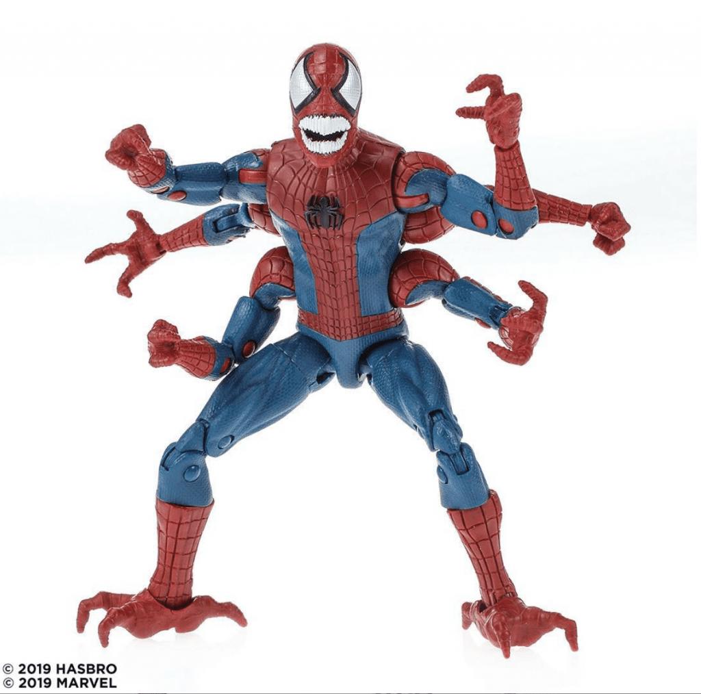 Toy Fair 2019: Hasbro Reveals Impressive Showing for Marvel Legends