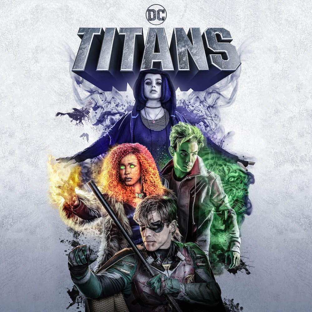 """DC Universe Hit Series """"Titans: The Complete First Season"""" Hits Digital March 21; Blu-ray/DVD Coming Soon"""