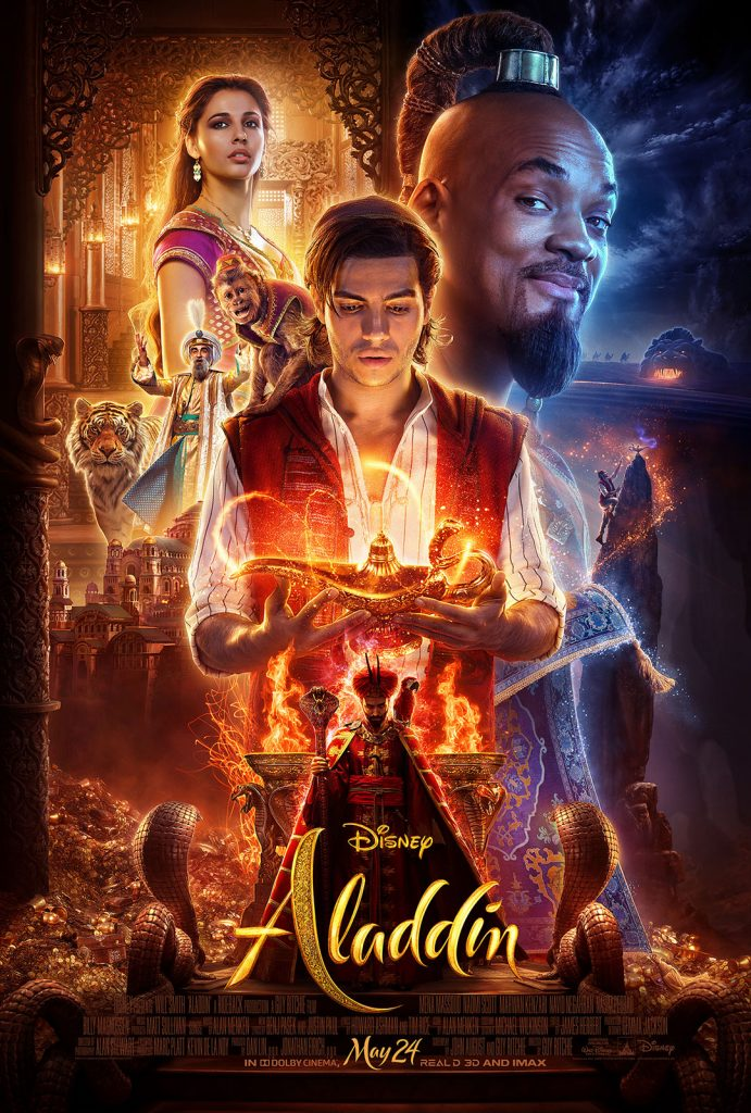 The Aladdin Review