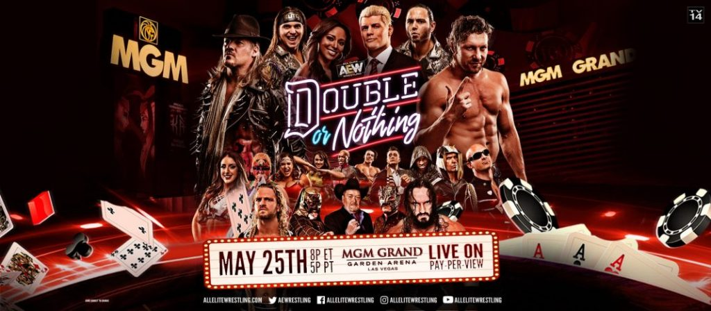 All Elite Wrestling- Double or Nothing Review: Paid Off