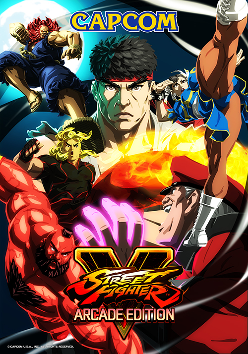 Street Fighter Voice Cast Join Anime Expo 2019