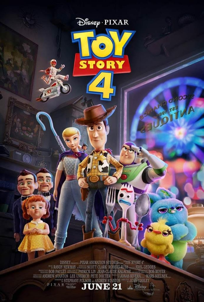 The Toy Story 4 Review
