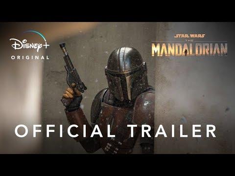 The Mandalorian Trailer Hits the Mark
