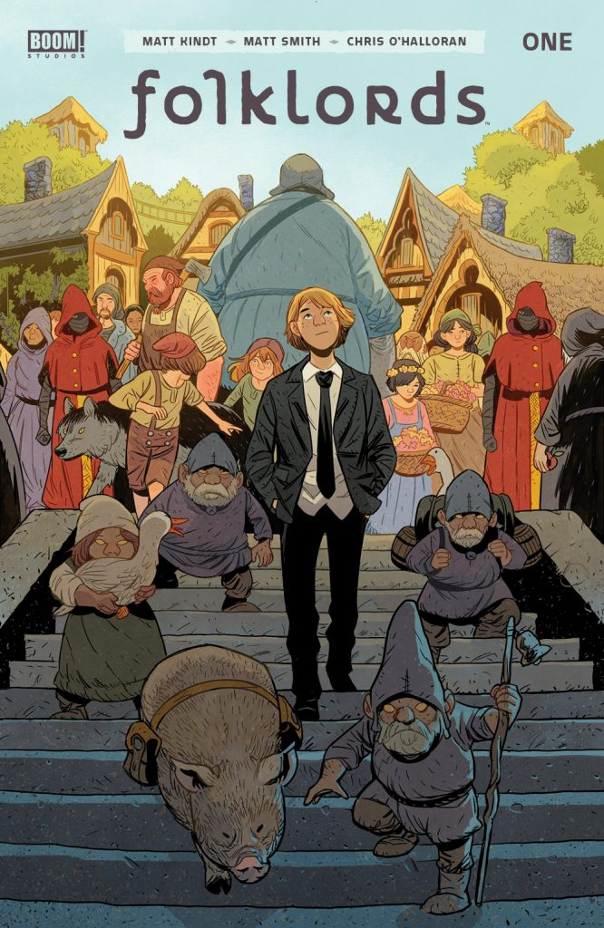 Folklords #1 Review: Stand Out
