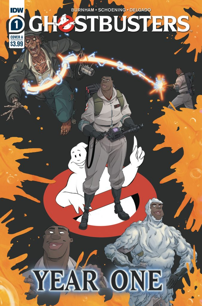 Comic Book Review: Ghostbusters Year One #1- The Rise of Zedmore!