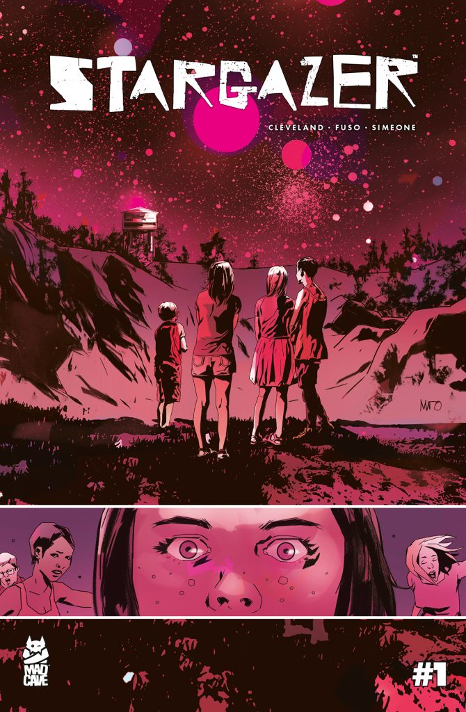 Mad Cave Announces New Series Stargazer from the Writer of Show's End and the Art Team behind Clankillers