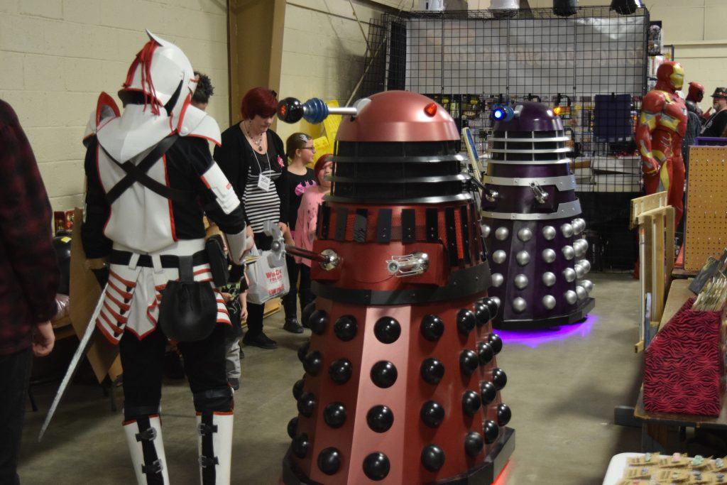 JayZoMon's Inaugural Pop Culture Expo Brought the High Desert It's First Comic Book Convention and More