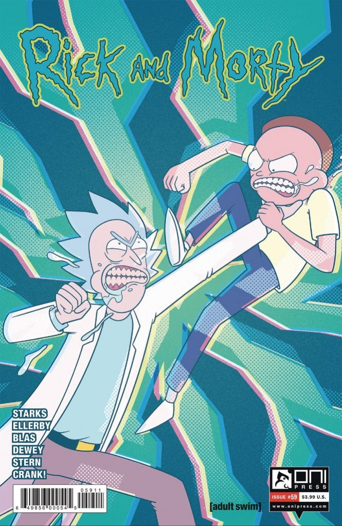 Rick and Morty #59 Review – The Rickoning Part 4 of 5