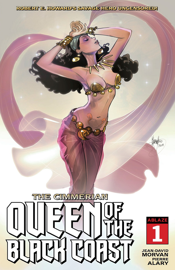 The Cimmerian: Queen of the Black Coast #1 Review- Return to Form