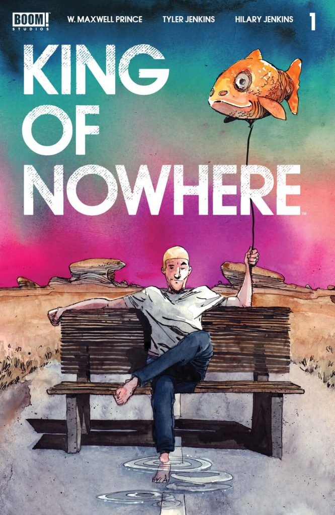 King of Nowhere #1 Review
