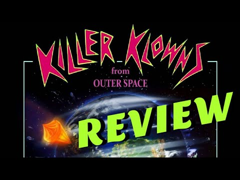 Project C28: KILLER KLOWNS From Outer Space Move Review
