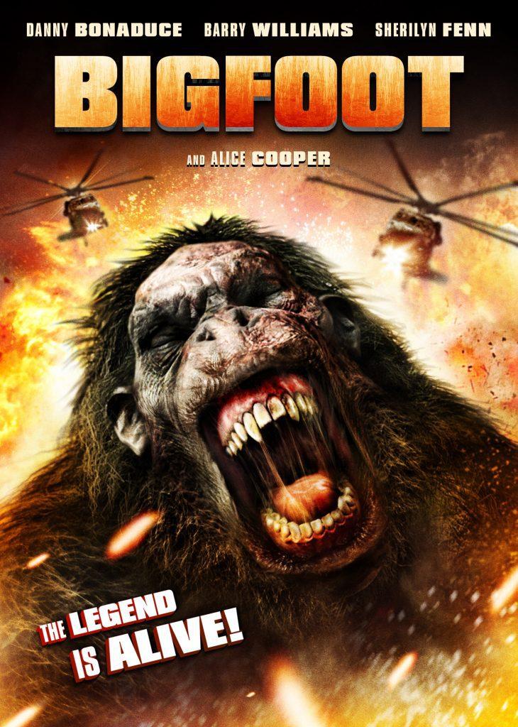 Movie Review: Bigfoot- Worse Than Bad