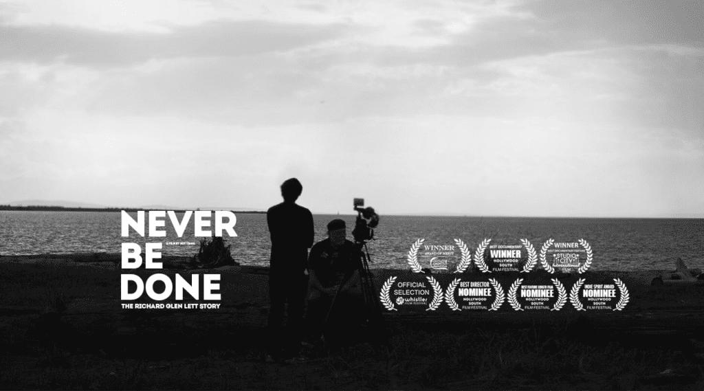 Movie Review- Never Be Done: The Richard Glen Lett Story