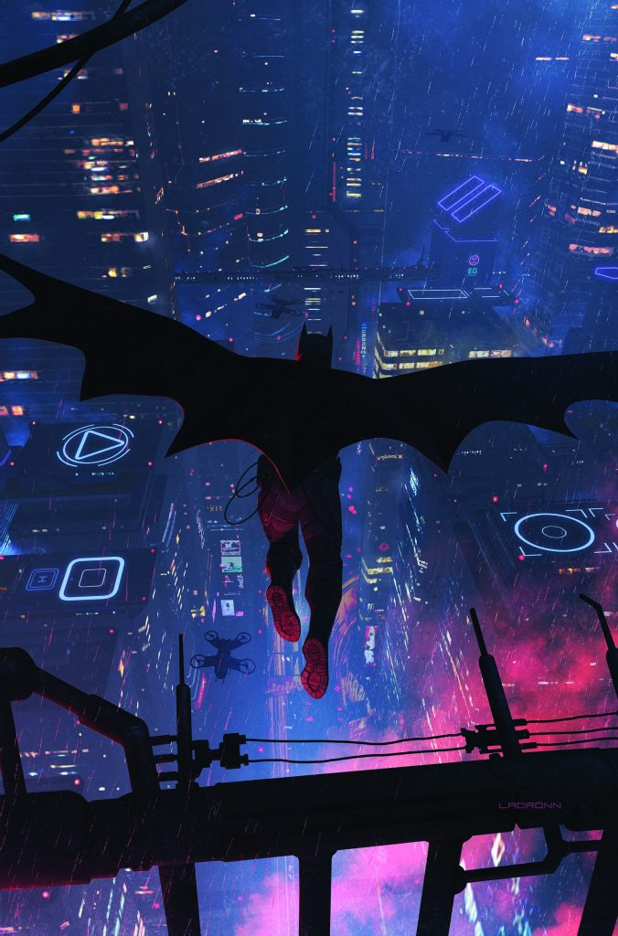 DC Confirms Batman Limited Series Written by Award-Winning Screenwriter John Ridley