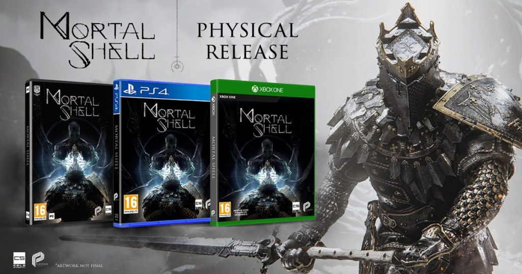 Mortal Shell Embraces the Corporeal With A Physical Edition, Due to Arrive Soon After August 18 Digital Release