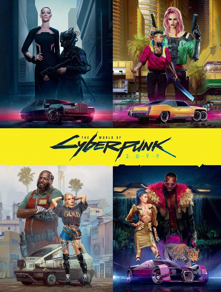 The World of Cyberpunk 2077 Review