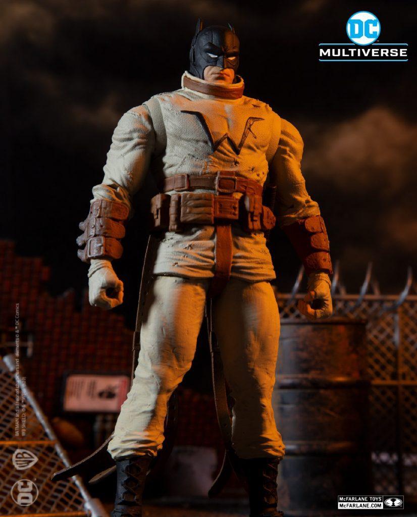 McFarlane Toys Reveals Batman: Last Knight on Earth Lineup- Includes Build a Figure Bane